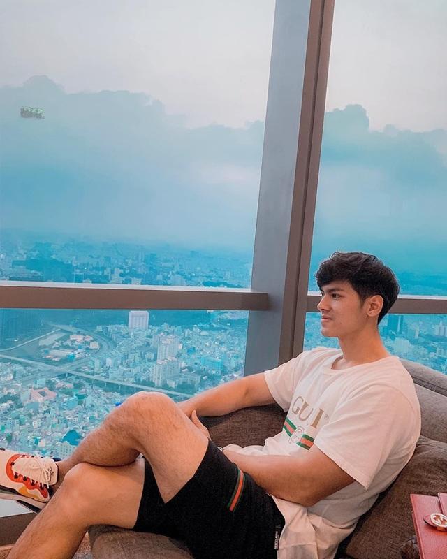 """Nhan sắc """"cực phẩm"""" bạn trai Thái Lan của hot girl Trang Anna - 5"""