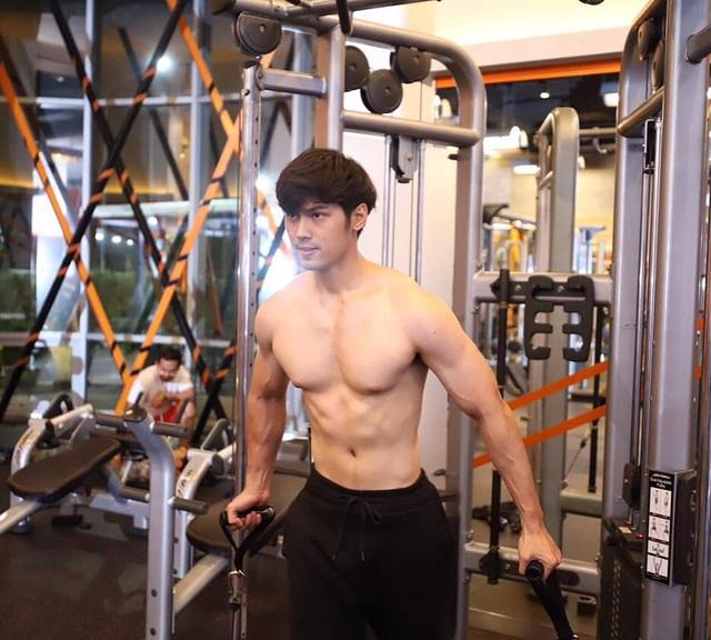 """Nhan sắc """"cực phẩm"""" bạn trai Thái Lan của hot girl Trang Anna - 7"""