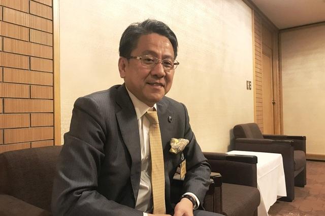 Quan chức Nhật Bản nói sáng kiến Vành đai và Con đường của Trung Quốc là phô diễn chính trị - 1