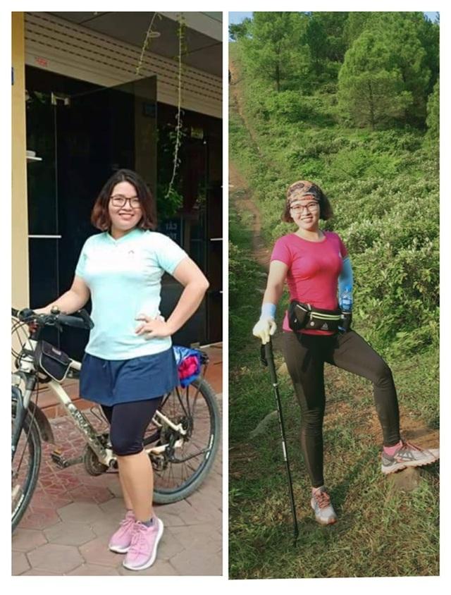 Người phụ nữ và hành trình giảm hơn 5kg, 9cm vòng eo đáng nể phục trong 1 tháng - 4