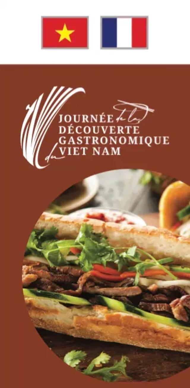 Bánh mì, nem rán, bánh ram ít Việt Nam thu hút thực khách ở Pháp  - 5