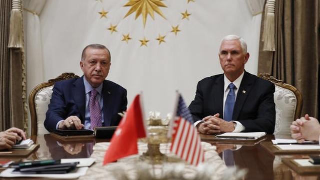 Thổ Nhĩ Kỳ bất ngờ đồng ý ngừng bắn ở Syria - 1