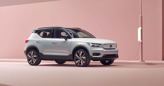 Volvo ra mắt XC40 hoàn toàn chạy điện - 1