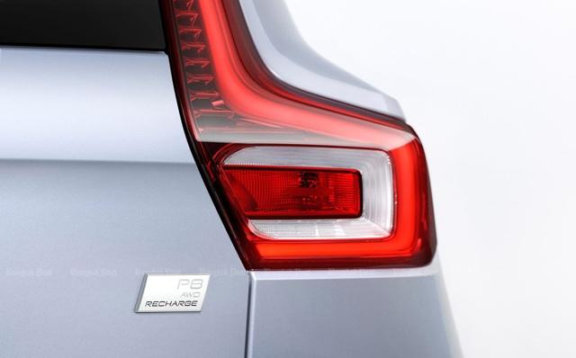 Volvo ra mắt XC40 hoàn toàn chạy điện - 3