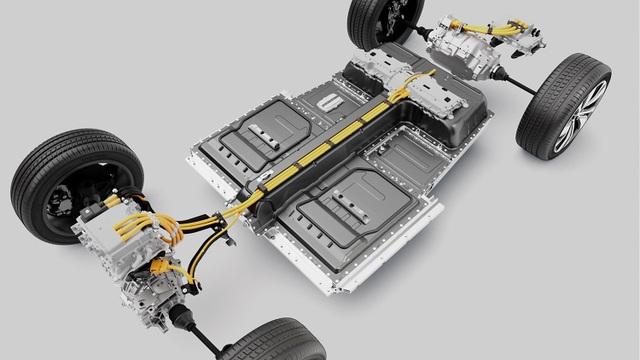 Volvo ra mắt XC40 hoàn toàn chạy điện - 4
