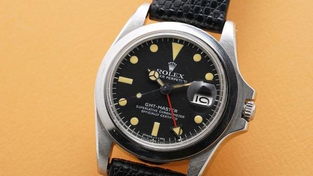 """""""Choáng"""" với chiếc đồng hồ Rolex có giá đắt nhất hành tinh - 2"""