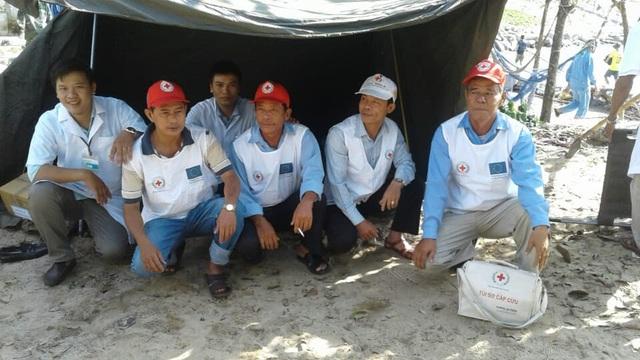 Đội xe ôm cứu thương dưới chân đèo Hải Vân - 3