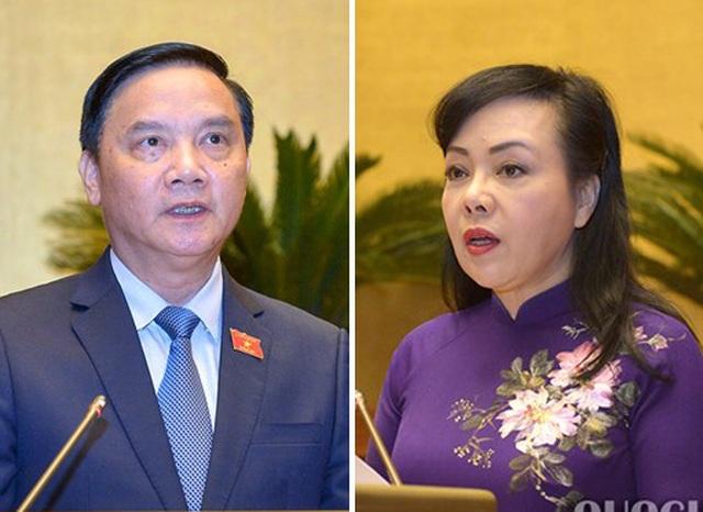 Quốc hội kỳ họp 8 và những thay đổi nhân sự cuối nhiệm kỳ - 1