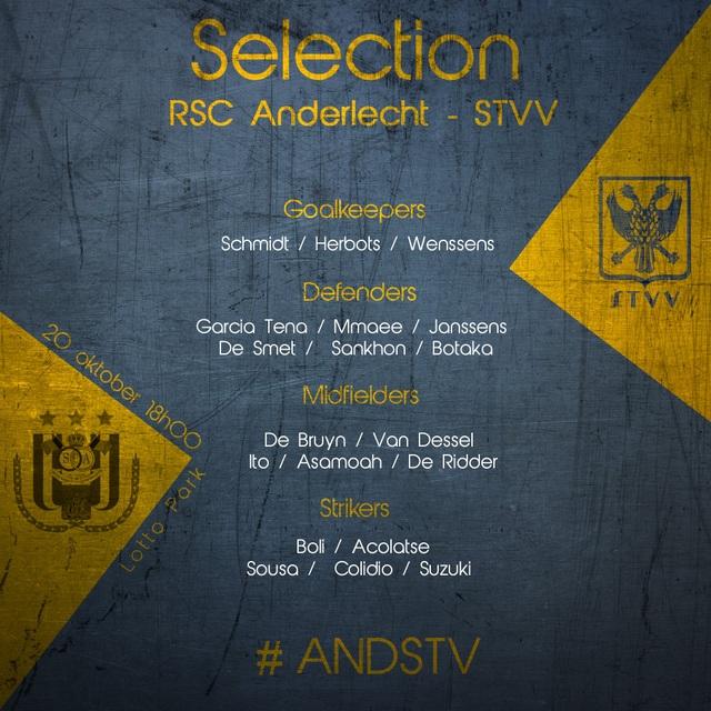 Công Phượng tiếp tục bị Sint Truidense gạch tên khỏi danh sách thi đấu - 2