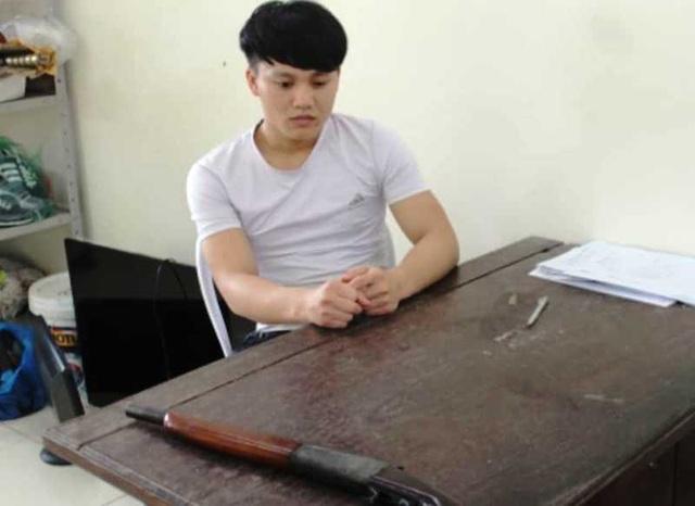 Bắt đối tượng nghi dùng súng hoa cải bắn chết người - 1