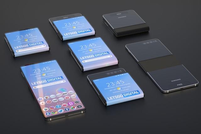 Lộ thời điểm ra mắt Galaxy Fold 2 cùng thiết kế gập mới mẻ - 1