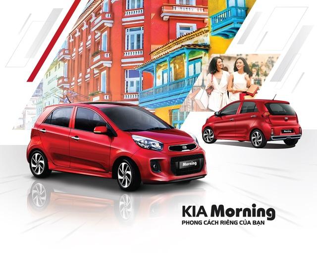 Vì sao phái đẹp Việt chọn Kia Morning phiên bản số tự động trong lần đầu mua xe? - 1