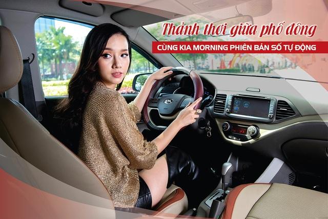 Vì sao phái đẹp Việt chọn Kia Morning phiên bản số tự động trong lần đầu mua xe? - 2