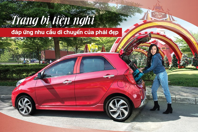 Vì sao phái đẹp Việt chọn Kia Morning phiên bản số tự động trong lần đầu mua xe? - 3
