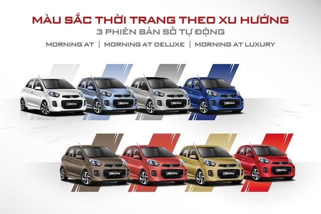 Vì sao phái đẹp Việt chọn Kia Morning phiên bản số tự động trong lần đầu mua xe? - 4