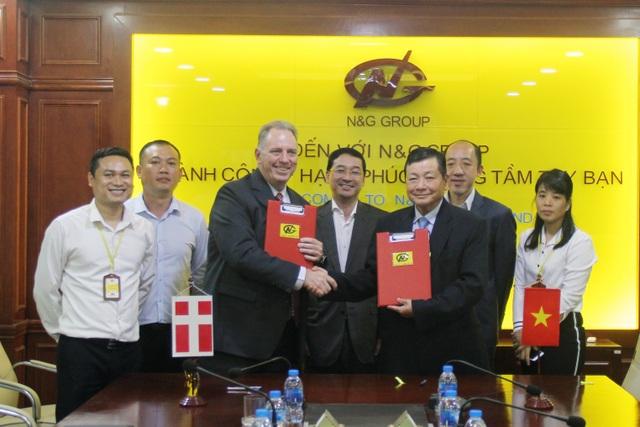 Doanh nghiệp Việt Nam - Đan Mạch hợp tác phát triển điện gió - 2