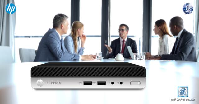 HP ProDesk 400 G5 Desktop Mini và màn hình HP P244 23.8 inch: Giải pháp hoàn hảo cho văn phòng - 1
