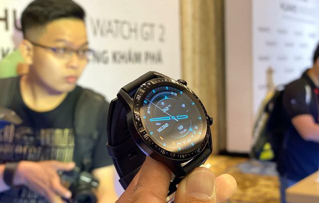 Huawei Watch GT 2 chính thức ra mắt, giá từ 5,5 triệu đồng - 2