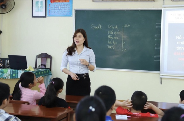 Cô hiệu phó mở lớp dạy kỹ năng sống miễn phí cho học sinh - 4