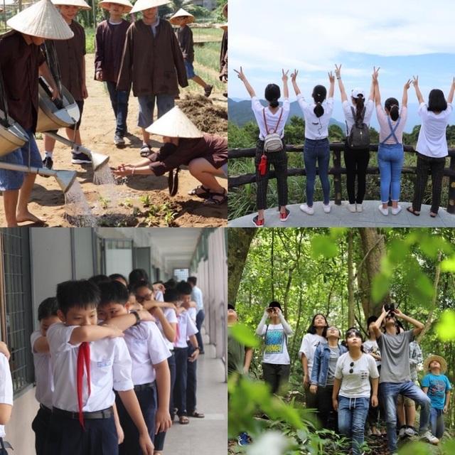 Cô hiệu phó mở lớp dạy kỹ năng sống miễn phí cho học sinh - 11