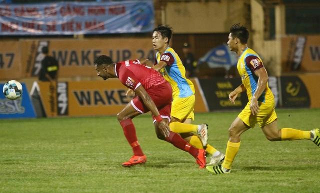 Bế tắc trước Sài Gòn FC, Khánh Hoà ngậm ngùi đứng cuối bảng - 2