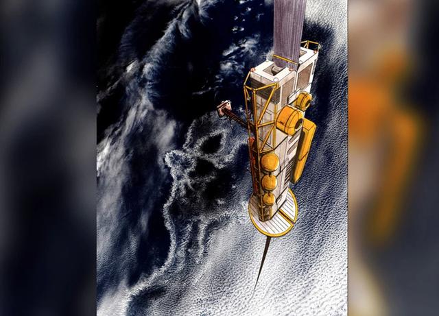"""""""Thang máy"""" lên… Mặt trăng có thể sớm thành hiện thực - 1"""
