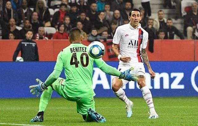 Mbappe trở lại, PSG đại thắng trên sân khách - 1