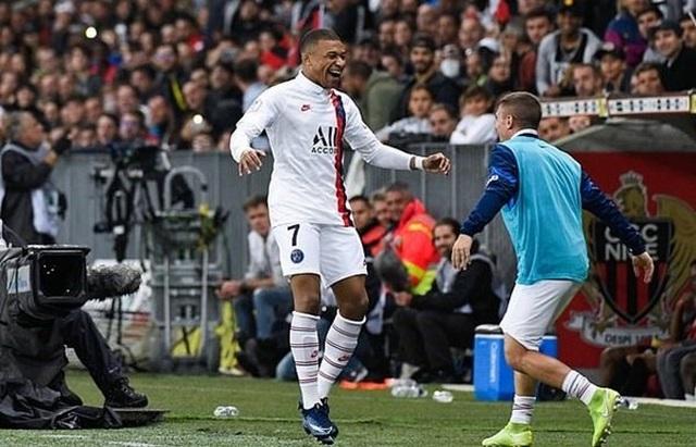 Mbappe trở lại, PSG đại thắng trên sân khách - 3