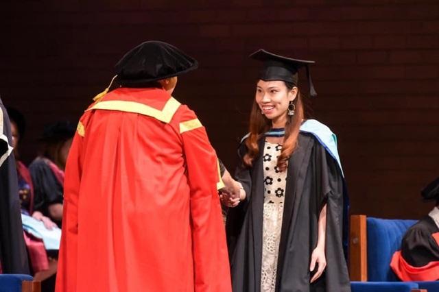 Nữ thạc sĩ trẻ Việt tại Australia với ước mơ đóng góp nhiều hơn cho cộng đồng - 2