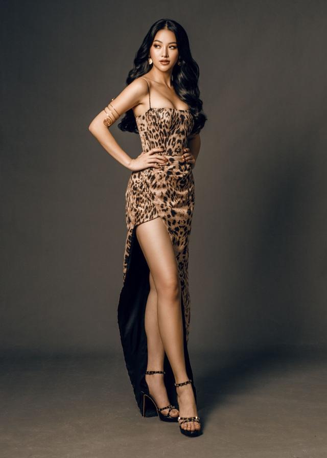 Phương Khánh đội vương miện tiền tỷ, khoe dáng bốc lửa trước thềm Miss Earth 2019 - 10
