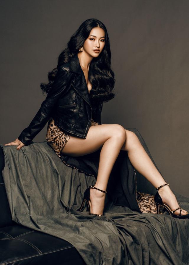 Phương Khánh đội vương miện tiền tỷ, khoe dáng bốc lửa trước thềm Miss Earth 2019 - 18