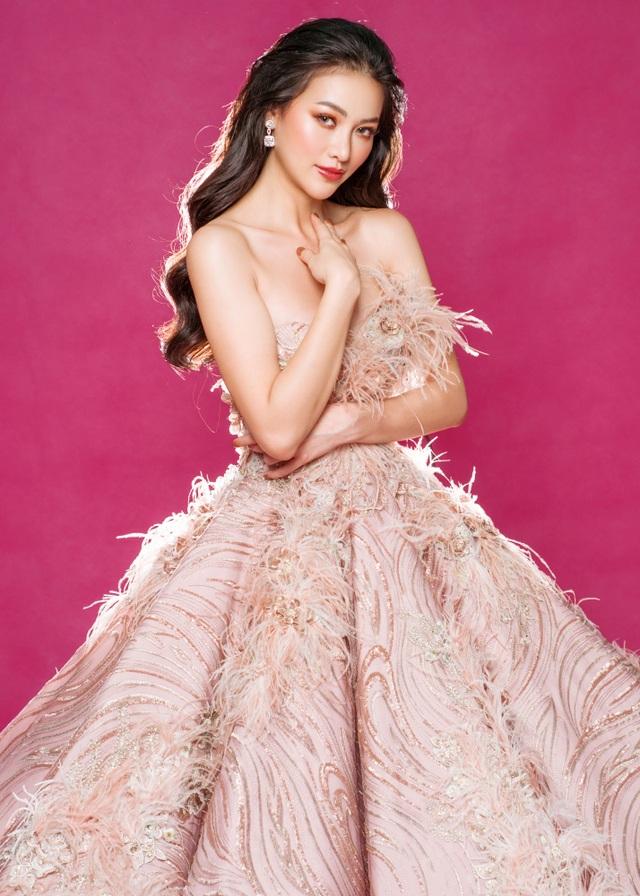 Phương Khánh đội vương miện tiền tỷ, khoe dáng bốc lửa trước thềm Miss Earth 2019 - 22