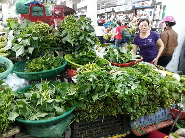 Chủ tịch Đà Nẵng: Mỗi chợ phải có một khu bán rau an toàn - 3