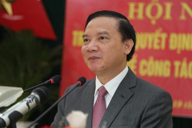 """Tân Bí thư Khánh Hòa: """"Vinh dự rất to lớn nhưng trách nhiệm rất nặng nề"""" - 1"""