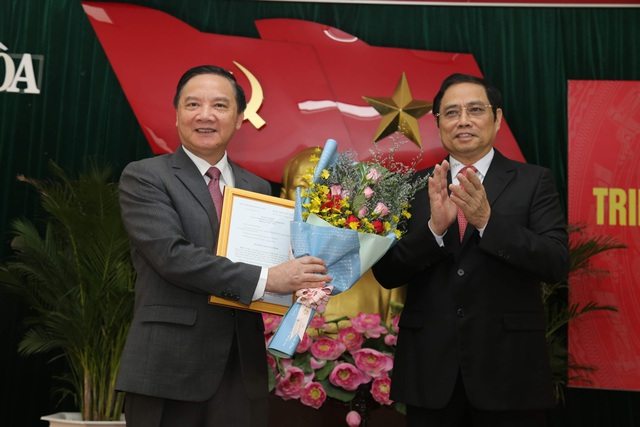 Ông Nguyễn Khắc Định chính thức trở thành tân Bí thư Tỉnh ủy Khánh Hòa - 1