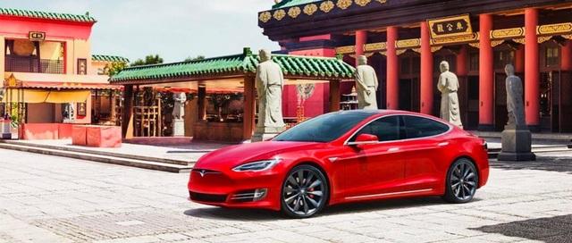Tesla chính thức được cấp phép sản xuất xe tại Trung Quốc - 1