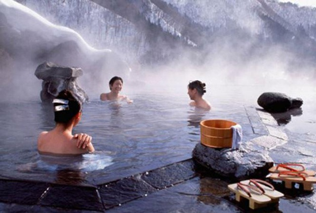 Tắm khoáng nóng Onsen - Nét văn hóa đặc trưng không thể thiếu tại Nhật Bản - 1