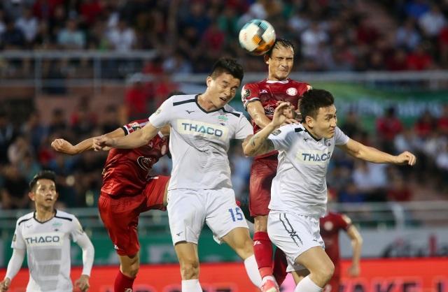 Tuấn Anh nén đau ra sân, HA Gia Lai chính thức trụ hạng tại V-League - 8