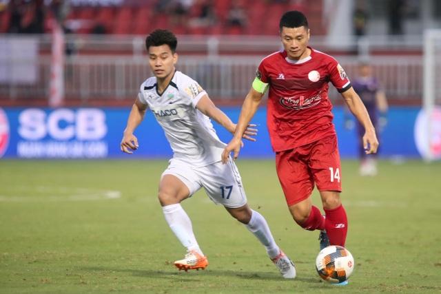 Tuấn Anh nén đau ra sân, HA Gia Lai chính thức trụ hạng tại V-League - 5