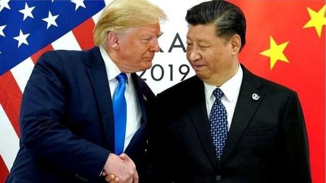 Mỹ - Trung có thể ký thỏa thuận thương mại vào tháng sau - 1