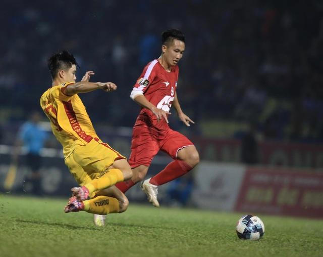 CLB Viettel trụ hạng, Thanh Hoá tiến gần giải hạng Nhất - 4