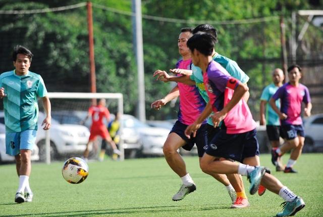 Cựu học sinh PTTH niên khóa 96-99 Hà Nội tổ chức giải bóng đá thiện nguyện - 3