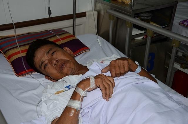 Số phận bi thảm của người đàn ông nhập viện chỉ đủ tiền mua 3 suất cơm bụi - 1
