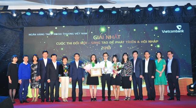 Đảng bộ Vietcombank đẩy mạnh nghiên cứu khoa học, đổi mới và sáng tạo để nâng cao hiệu quả hoạt động - 1