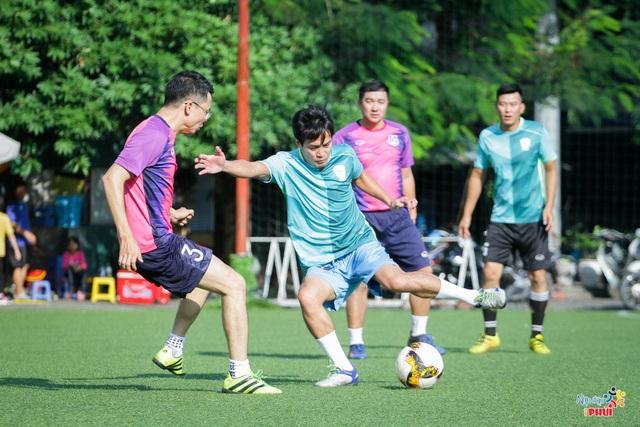 Cựu học sinh PTTH niên khóa 96-99 Hà Nội tổ chức giải bóng đá thiện nguyện - 2