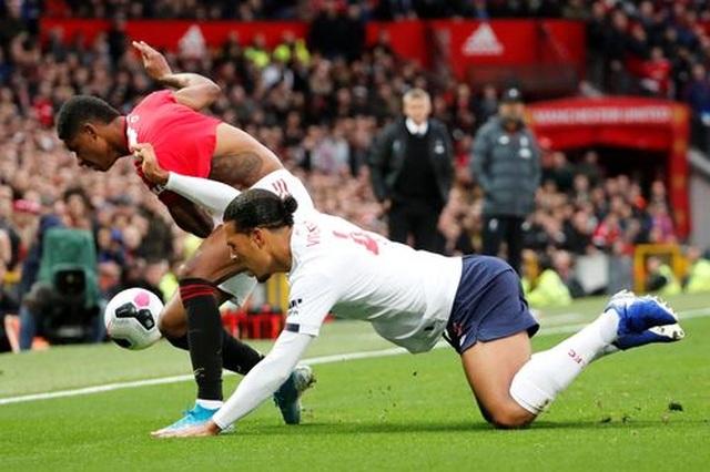 Man Utd 1-1 Liverpool: Klopp vẫn chưa thắng ở Old Trafford - 13