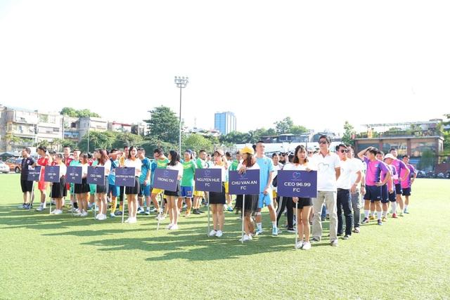 Cựu học sinh PTTH niên khóa 96-99 Hà Nội tổ chức giải bóng đá thiện nguyện - 1