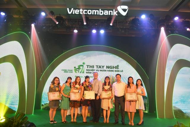 Đảng bộ Vietcombank đẩy mạnh nghiên cứu khoa học, đổi mới và sáng tạo để nâng cao hiệu quả hoạt động - 3