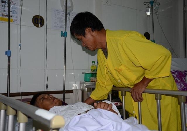 Số phận bi thảm của người đàn ông nhập viện chỉ đủ tiền mua 3 suất cơm bụi - 6