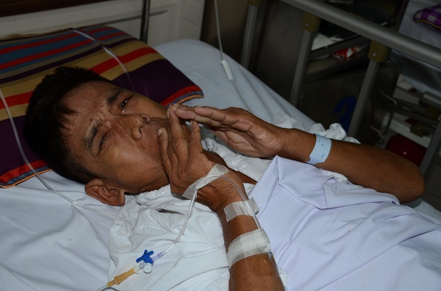 Số phận bi thảm của người đàn ông nhập viện chỉ đủ tiền mua 3 suất cơm bụi - 8